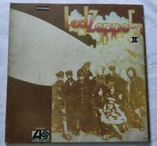 LED ZEPPELIN LP LED ZEPPELIN II VINYL 33 GIRI ITALY 1969 ATLANTIC SD8236 NM/EX