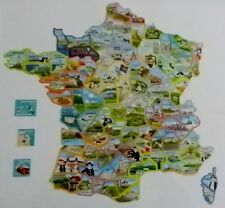 magnets le gaulois  ''france''  serie 2