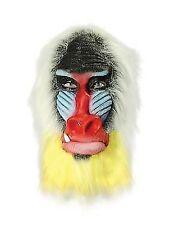 Bristol Novelty Bm333 Baboon Overhead Mask One Size