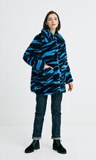 Safi super soft zebra teddy coat by Plumo Size S (UK10)