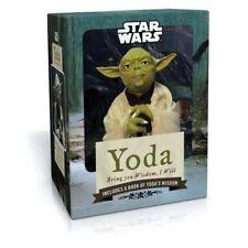 Star Wars Yoda Figurine & Booklet