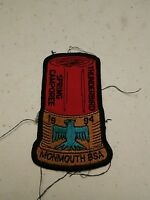 000 Vintage BSA Patch Thunderbird Dist Monmouth Spring Camporee 1994 Boy Scouts