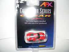 AFX Mega G Ho Slot Car Collector Series