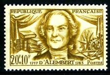 Francia 1959 Yvert nº 1209 nueva 1er elección