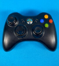 FREE POST Xbox 360 Controller Wireless Official Microsoft Black Gamepad