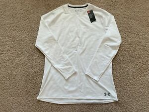 NEW Under Armour ColdGear Fitted Crew men 2XL 1332491