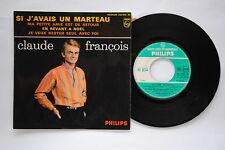 CLAUDE FRANCOIS / EP PHILIPS 432.992 BE / BIEM 04-A / 10.1963 ( F )