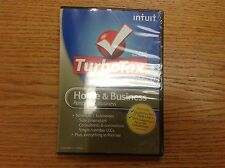 TurboTax Home & Business Federal + E-file + State 2012 PC/Mac Software