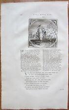 J. CATS: Emblem Rose Vita Rosa est Folio - 1659