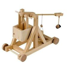 Timberkits Trebuchet Working Model Kit (TK/9) Automata