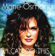 I Can Do This by Marie Osmond, Brand New!