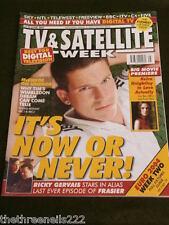 TV & SATELLITE WEEK - TIM HENMAN - JUNE 19 2004