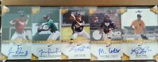 2015 Leaf Perfect Game Gold Autograph Set With Shortprints      309 total cards!