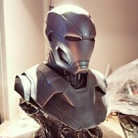 The Avengers3 Infinite War Iron Man MK46 Model Resin Figure Bust Statue In Stock