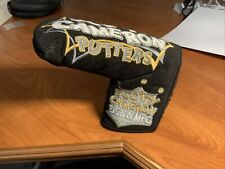 SCOTTY CAMERON Putter Cover Black-Silver-Gold DSN&MFG Tokyo Japan Gallery.