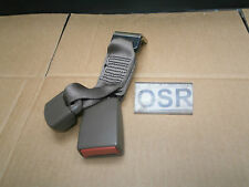 JAGUAR S TYPE 2005 OFFSIDE REAR & MIDDLE ANCHOR SEAT BELT CLASPS 2R83-F60044
