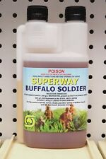 Superway BUFFALO SOLDIER Selective Herbicide 500ml Bindii Clover & other weeds