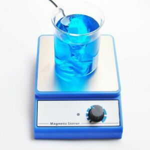 Magnetic Stirrer Mixer Blender Machine w/ Stir Bar Laboratory 3000ml EU/US Plug