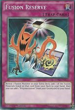 YU-GI-OH CARD: FUSION RESERVE - LDK2-ENK37 - 1st EDITION