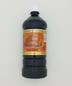 Totonac's Pure Mexican Vanilla extract, 33.2 Ounces (Baking)