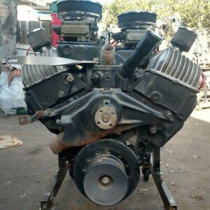 1962 Chevrolet Chevy Impala 409 Built Engine 3788068 3814690 Mickey Thompson