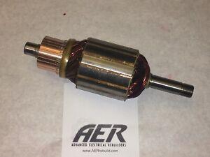 John Deere 5010, 5020, 4010, 4020, 3010 Delco 1103026 24 Volt Generator Armature
