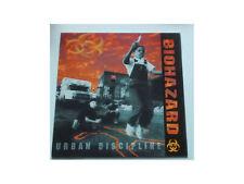 Biohazard – Urban Discipline - LP OIS - 1st Press