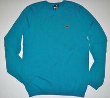 DC Shoes Mens Sabotage 3 Knit Pullover Crew Sweater Medium