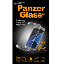 Silver Mobile Phone Screen Protectors for Samsung Galaxy S7 edge