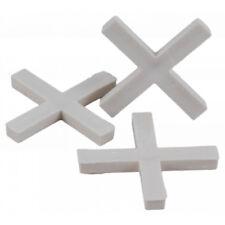 1000 Stück / 1000x Fliesenkreuze Fugenkreuze Fliesen Kreuze Stärke 5 mm / 5,0 mm