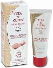 Cera Di Cupra Hand Cream Moisturising Anti Ageing With Beeswax & Glycerine 75ml