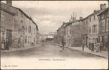St MIHIEL (55) - Rue Morguesson