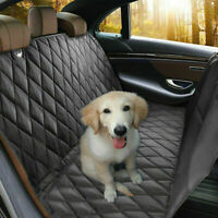 SLMT Pet Dog Seat Hammock Cover Car Suv Van Back Rear Protector Mat Waterproof