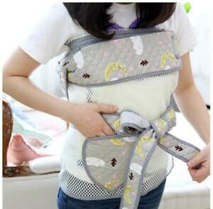 [Podaegi ] Traditional Korea baby summer mesh carrier blanket  Moonlight Grey