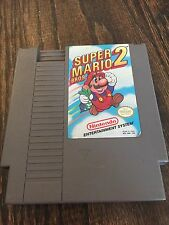 Super Mario Bros 2 Original Nintendo NES Game Cart Good NE2