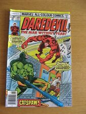 Daredevil #149 [VF] Marvel 1977, App Catspaw, Infantino art, Low Distribution