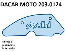 203.0124 FILTRE À AIR APRILIA SR 50 FACTORY PIAGGIO POLINI