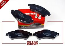 MINTEX FRONT AXLE BRAKE PADS FOR HONDA CR-V MK III IV SUV 2007 - 2017 MDB2939