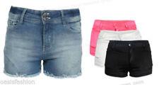 Damen-Shorts & -Bermudas im Hotpant aus Baumwolle