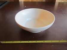 vintage Tupperware 890-9 bowl Harvest gold tan salad cereal dish container