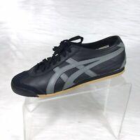 Asics Onitsuka Tiger Men's Sneakers Black size 7.5 EUC