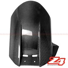 2004 2005 ZX-10R Rear Tire Hugger Mud Guard Fender Fairing Cowling Carbon Fiber