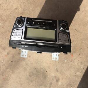 2010 /2012 HYUNDAI IX35 RADIO/CD