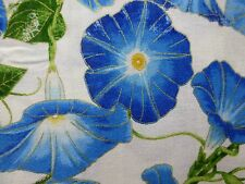 MORNING GLORY Fabric Fat Quarter Cotton Craft Quilting  BINDWEED