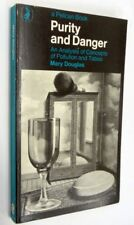 Purity and Danger by Mary Douglas, Paperback, 1970