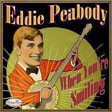 EDDIE PEABODY Vintage Jazz Swing / When You're Smiling , The Sheik Of Araby ...