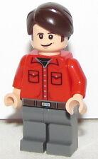 Lego New The Big Bang Theory Howard Wolowitz Guy Minifigure