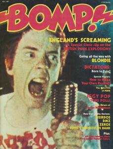 Bomp! issue 17 - October 1977 [USA] - Magazine
