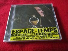 """CD NEUF """"ESPACE TEMPS"""" Maska (Sexion d'assaut) / RAP"""