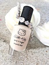 HELLO KITTY VERNIS A ONGLES LAQUE SHINE WHITE SPIRIT TENUE COUVRANCE EXCELLENTE